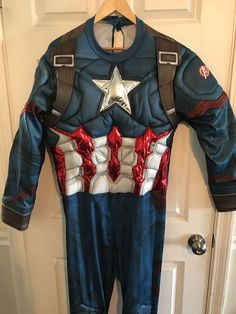 2bb4a3b7286 It s a snap to dress up like the patriotic comic character! Captain America  Civil WarHalloween FashionAdult CostumesComic ...