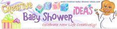 Baby Shower Craft Ideas. Washcloth Rose Bouquet, Diaper Bear, Bear Towel, Washcloth lollipops etc.