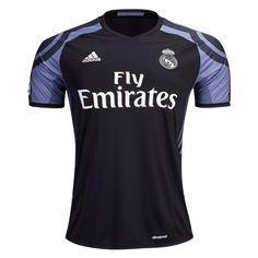 Real Madrid 16/17 Third Soccer Jersey