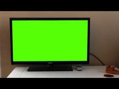 Hand with Remote Turns on Green Screen TV (Royalty Free Use) Chroma Key, Darkest Minds, The Darkest, Green Screen Video Backgrounds, Virtual Studio, Royalty Free Video, Imran Khan, Funny Videos, Musical Instruments