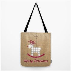 Santa's Reindeer by Emma Sims on Etsy