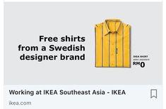 Branded Shirts, Southeast Asia, Branding Design, Free, Corporate Design, Identity Branding, Brand Design