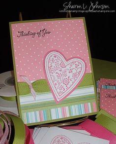 Sunday School Craft Valentine