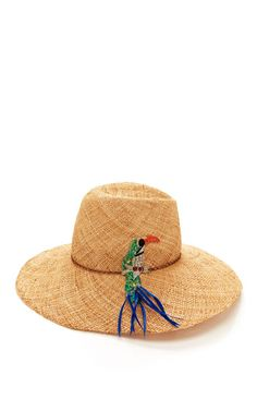 MO Exclusive: Cassidy Straw Hat by Eugenia Kim Now Available on Moda Operandi