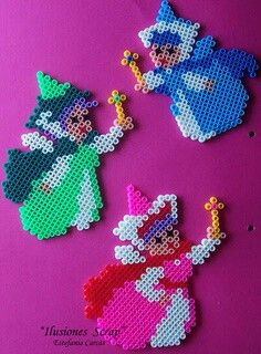 Disney Cinderella's fairies cross stitch.