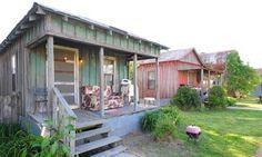 Shack Up Inn on Hopson Plantation, Clarksdale, MS