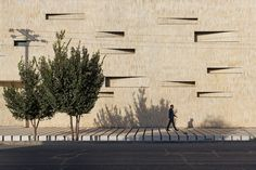 Completed in 2015 in Yazd, Iran. Images by Hossein Farahani. The project is a ten-year old residential building in new context of city of Yazd that was referred to the architect during the final stages of...