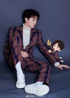 Papa Baby, My Big Love, Chinese Boy, Ulzzang Boy, Pop Singers, Drama Movies, Actor Model, Idole, My Images