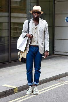 Men's Street Style London