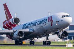 Martinair Cargo MD-11F freighter