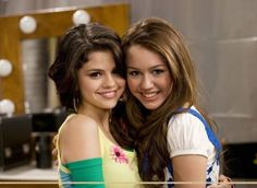 Hang out with Miley Cyrus and Slena Gomez