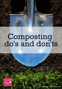 We recently started a vegetable garden and along with that, we started composting. Composting is such a rewarding gardening activity for several reasons. Unlike growing plants, composting is almost foolproof. As long as you add to your pile regularly and turn it every few months, you'll eventually e…
