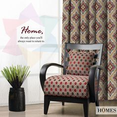 There is nothing more relaxing than the comfort of your cozy chair at home. #QuoteOfTheDay #HomeQuotes #HomesFurnishings #Furnishings #HomeDecor #HomeInterior #MondayMotivation