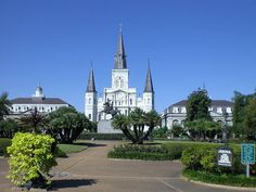 Jackson Square- been there; loved that