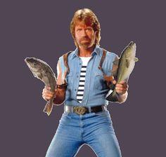 Blog dos Piscianos: Chuck Norris é de Peixes (10/03).   Chuck Norris p...