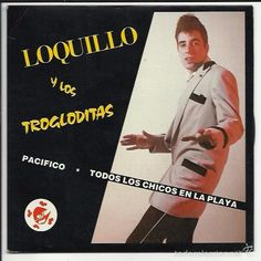 LOQUILLO Y LOS TROGLODITAS EP TRES CIPRESES 1983 pacifico/ no bailes rnr en el corte ingles +1 - Foto 1