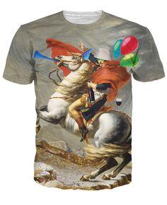 Napoleon Born2party T-Shirt