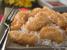 Honey Garlic Chicken #Dinner #Recipe