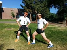 Our Colorado Academy Summer Programs counselors getting into the spirit of Twin Day and 80's Week!  http://www.coloradoacademysummer.org/