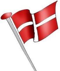 Danish Birthday Flag Hurra Danish And Scandinavian Birthday