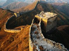 Great Wall of China. LIVE IT WITH JUMP! Source Unknown