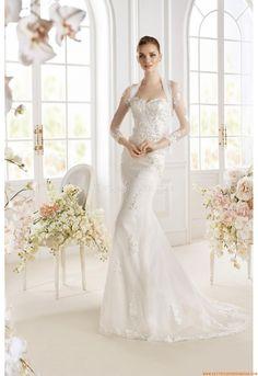 Vestido de novia Avenue Diagonal Paladia 2014