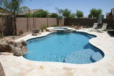 Building a swimming pool in 6 to 8 weeks requires a lot of construction  work…