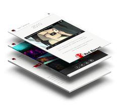 Creative charity - web design