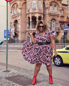 C'mon let's twist again 💃🏾🎤💃🏾. Vesti e já deu vontade de sair dançando! A @ackonwear aterrisa com seus looks incríveis nesse final de…