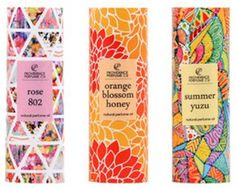 Providence Perfume Co Rose 802, Orange Blossom Honey & Summer Yuzu
