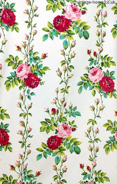 Vintage Home - Roses and Rosebu
