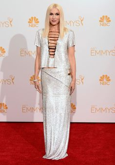 Gwen at the Emmys 2014