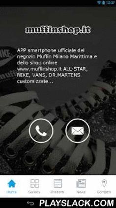 Muffinshop  Android App - playslack.com , Muffinshop è lieto di presentarvi la sua nuova applicazione mobile, attraverso la quale potrete completare la vostra visita, oltre a mantenervi sempre aggiornati su tutte le iniziative e promozioni proposte dalla nostra attività.L'applicazione vi darà la possibilità di beneficiare di alcune features specifiche del mondo mobile quali:- Shortcut di chiamata per chiamare direttamente- Form di richiesta disponibilità integrata nell'app- Lettura del…