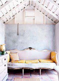 lovely cottage room
