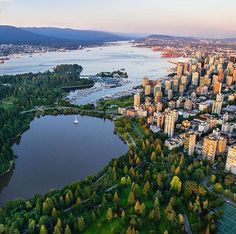 Find the perfect vancouver stanley park aerial stock photo. Huge collection, amazing choice, million high quality, affordable RF and RM images. Vancouver British Columbia, Downtown Vancouver, Vancouver Skyline, Vancouver Island, Canada, Cairngorms National Park, Stanley Park, Going On Holiday, Lost City