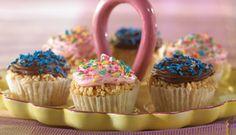 Rice Krispies Cupcakes