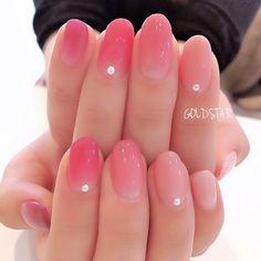 Discover new and inspirational nail art for your short nail designs. Dream Nails, Love Nails, Pink Nails, Acrylic Nail Designs, Nail Art Designs, Nail Paint Shades, Kawaii Nails, Minimalist Nails, Pretty Nail Art