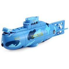 Just US$19.85, buy CREATE TOYS NO.3311 Sea Wing Star 40MHz 3CH RC Racing Submarine with Water Resistance Transmitter online shopping at GearBest.com Mobile.