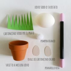 """DIY: """"Pasquale"""" il segnaposto di Pasqua"""