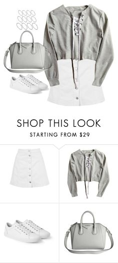 """""""Untitled#4659"""" by fashionnfacts ❤ liked on Polyvore featuring Topshop, Dolce&Gabbana, Givenchy and ASOS"""