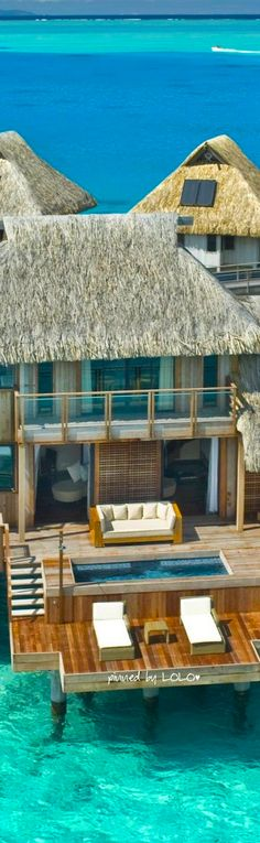 Sea Villas Bora Bora | LOLO