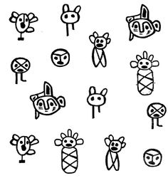 taino symbols and the history of the taino people of island of borikén (present day puerto rico)