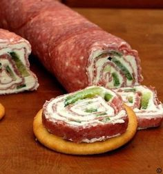 Salami-and-Cream-Cheese-Roll-ups #best recipe to try