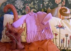 Dinosaur Stuffed Animal, Ruffle Blouse, Sweaters, Baby, Women, Fashion, Knit Dress, Dress Designs, Color Palettes