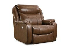Southern Motion - Hercules BIG MAN'S Wall Hugger Recliner with Power Headrest & Memory Plus - 6240MP