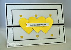 The Stamping Blok: Engagement Card