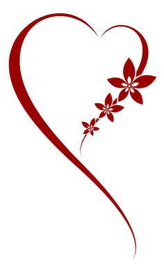 Check out this awesome post: Heart symbol Red Heart Tattoos, Star Tattoos, Aloha Tattoo, Frangipani Tattoo, Border Embroidery Designs, Star Tattoo Designs, Hand Lettering Alphabet, Ribbon Tattoos, Happy Wedding Day