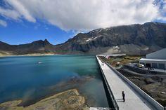 Le plus long barrage de Suisse, et le plus haut d'Europe, inauguré à Glaris
