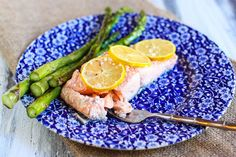 Looking for a new, delicious way to prepare salmon? Try poaching in olive oil!    Contrary to what many may assume about this style of cooking, the fish does not actually absorb the oil, making it an extremely healthy (and tasty!) dinner idea.