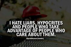 The truth ALWAYS comes out!